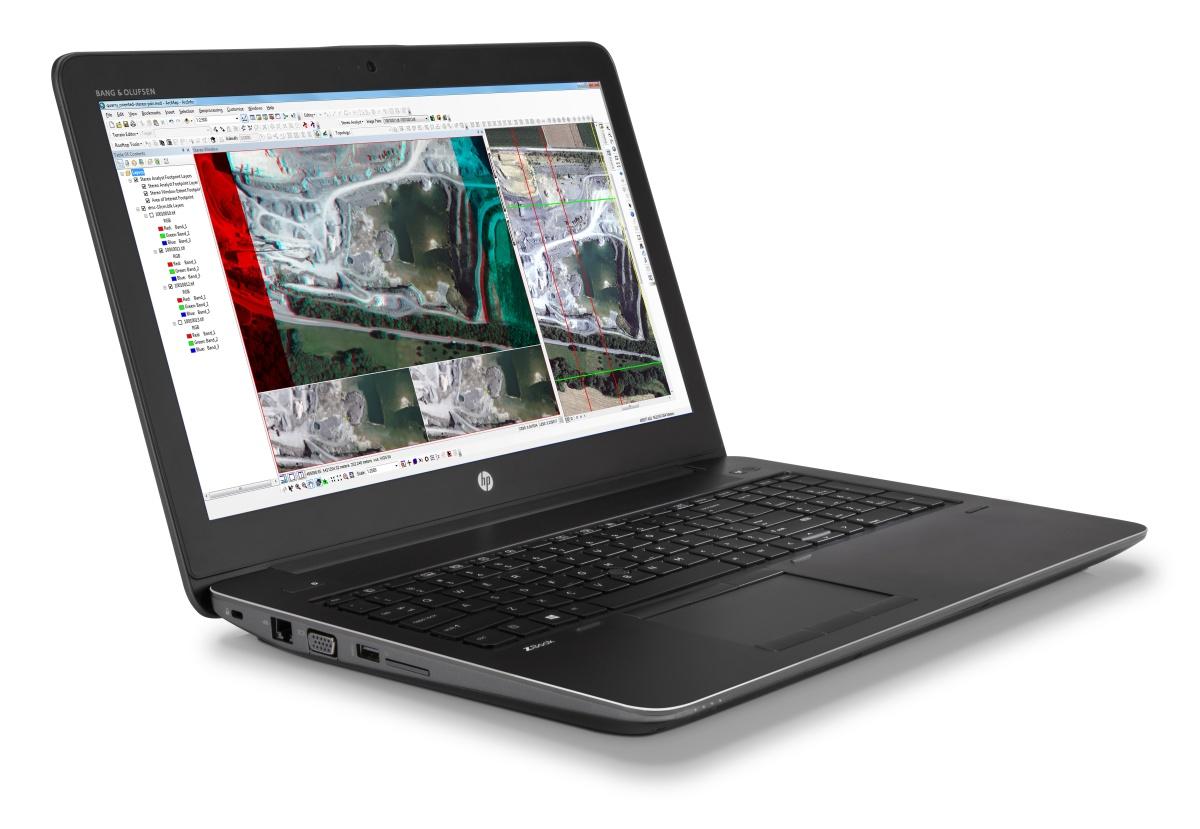 SECHP Zbook 15G3 i7/2.7/2xHD/1