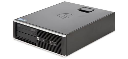 SECPC HP 8200 i5/3,3/4/500/DES